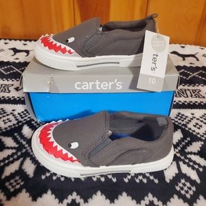 Carters Youth size 10 Slip on Sneakers